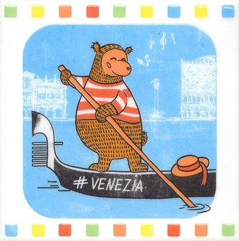 Декор Большое путешествие Venezia-4171