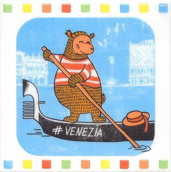 Декор Большое путешествие Venezia - главное фото