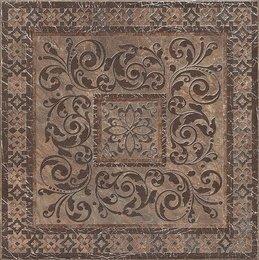 Декор Бромли коричневый