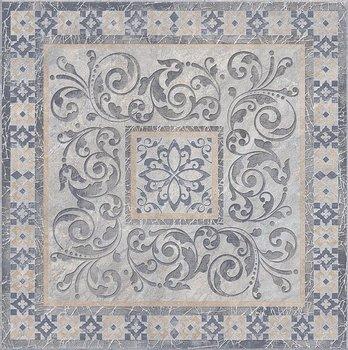 Декор Бромли серый-8763