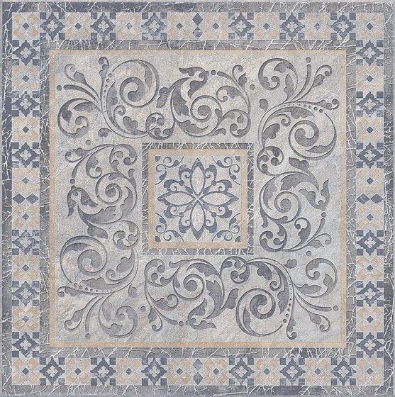 Декор Бромли серый - главное фото