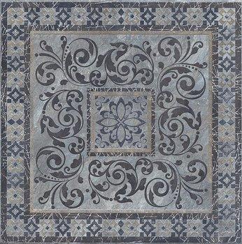Декор Бромли серый тёмный-8760
