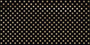 Декор Этуаль чёрный-5033