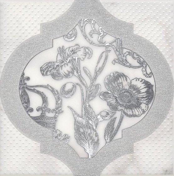Декор Фрагонар белый - главное фото