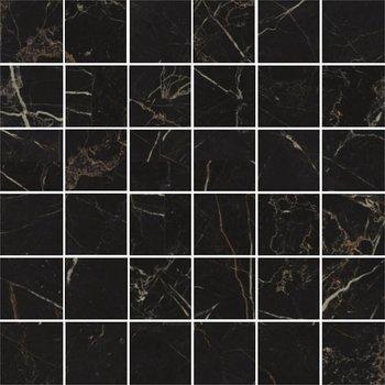 Декор Фрагонар чёрный-5609