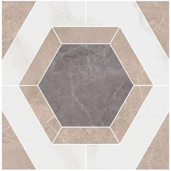 Декор Гран Пале наборный-5543