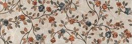 Декор Гран-Виа цветы обрезной