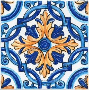 Декор Капри майолика-6925