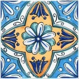 Декор Капри майолика