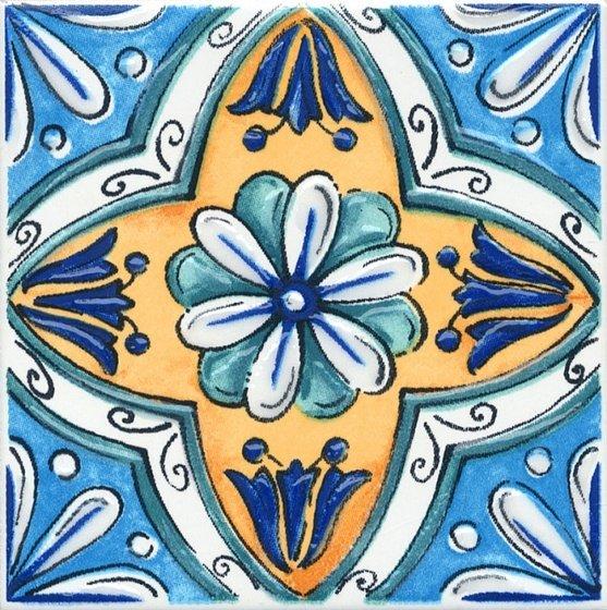 Декор Капри майолика - главное фото
