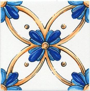 Декор Капри майолика-6927