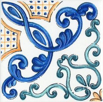 Декор Капри майолика-6928