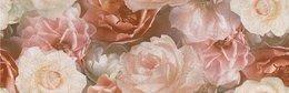 Декор Контарини Цветы обрезной