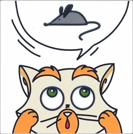 Декор Кошки-Мышки. Мышка - главное фото