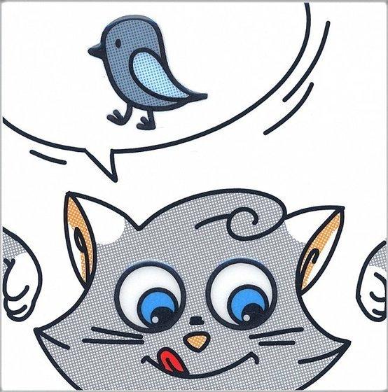 Декор Кошки-Мышки. Птичка - главное фото