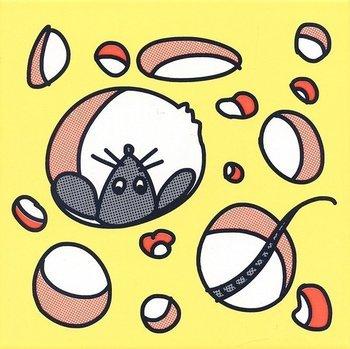 Декор Кошки-Мышки. Сыр и Мышка-3898