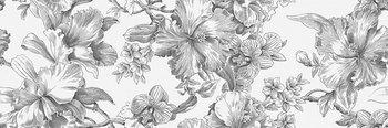 Декор Монфорте Цветы обрезной-4612