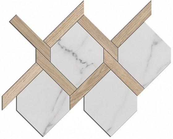 Декор Монте Тиберио наборный - главное фото