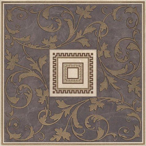 Декор Орсэ ковер центр лаппатированный - главное фото