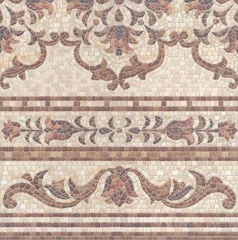 Декор Пантеон ковер лаппатированный-5524