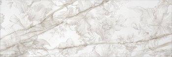 Декор Прадо цветы обрезной-4288