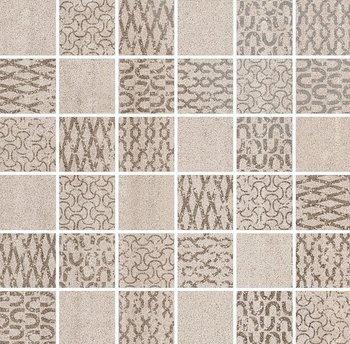 Декор Про Дабл беж мозаичный-6589