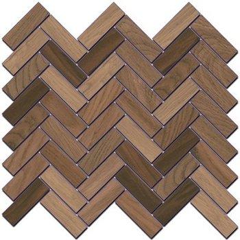 Декор Селект Вуд беж темный мозаичный-5735