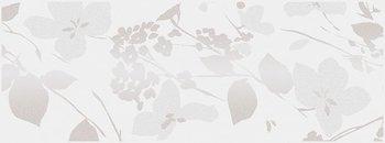 Декор Вилланелла Цветы белый-6961