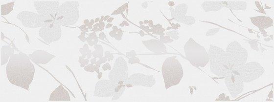 Декор Вилланелла Цветы белый - главное фото