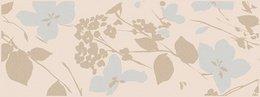 Декор Вилланелла Цветы беж