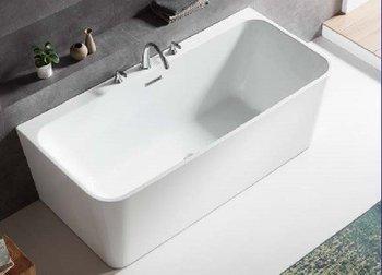 8C-356-170 Ванна SANTIAGO 170 1700×800×600 пристенная-11590