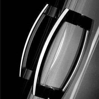 Душевая дверь Premium Plus DWJ 130*190 хром/прозр 33333-01-01N-15504