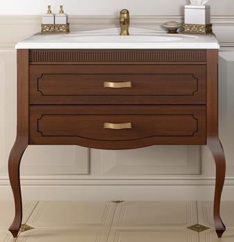 Мебель для ванной Фреско 100 Светлый орех Opadiris-13189