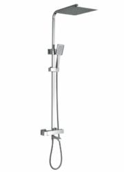 Душевая система с термостатом A2420 хром Faop