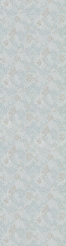 Обои Флора голубой мотив-16641