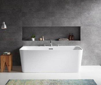 8C-356-170 Ванна SANTIAGO 170 1700×800×600 пристенная-11591