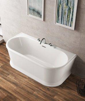 8C-353-170 Ванна ZARAGOZA 170 1700×800×600 пристенная-11588