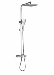 Душевая система A2403-8 (бел./хром) Faop-11003