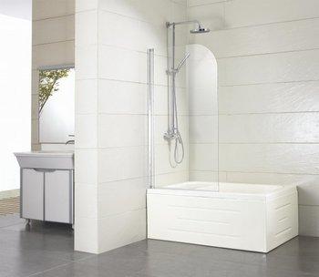 Душевая шторка на ванну 700x1500 ALFA BG070.5110A-12043