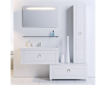 Зеркало с подсветкой Инфинити  Л10 Inf.02.10 -12303