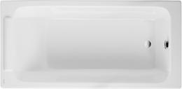 E2947-S-00 ванна PARALLEL 170Х70 без отверстий для ручек, без антискользящего покрытия