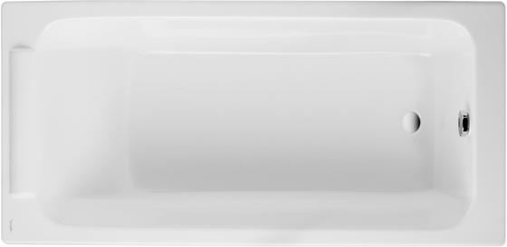 E2947-S-00 ванна PARALLEL 170Х70 без отверстий для ручек, без антискользящего покрытия - главное фото