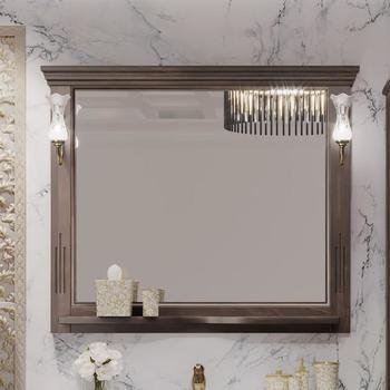 Мебель для ванной Риспекто 105 Орех антикварный Opadiris-13219