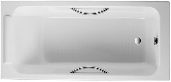 E2948-00 ванна PARALLEL 170Х70 с отверстиями для ручек - главное фото