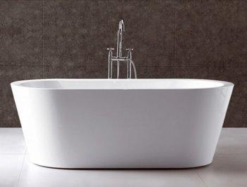 8C-015-160 Ванна GRANADA 160 1600×800×600 отдельностоящая-11552