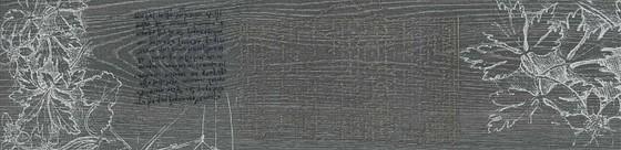 Абете серый тёмный обрезной декор 2 - главное фото