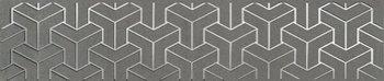 Бордюр Ломбардиа серый темный-12634