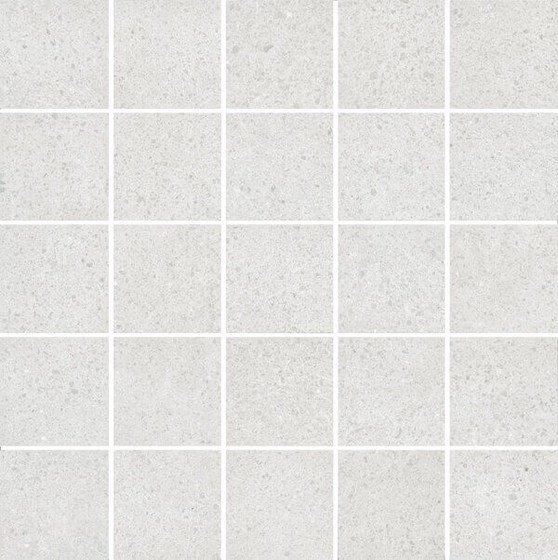 Декор мозаичный Безана серый светлый - главное фото