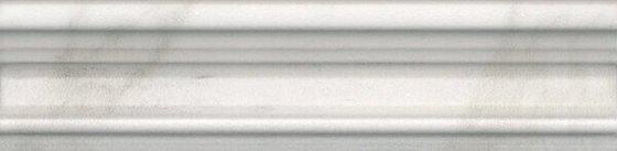 Бордюр Багет Брера белый - главное фото