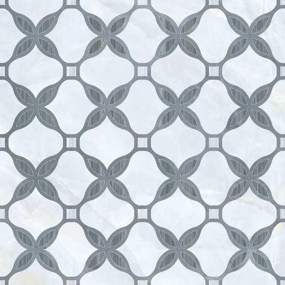 Nuvola Декор Классический Холодная Гамма - главное фото